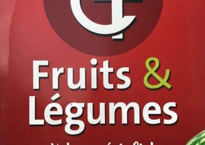 CT Fruits et légumes